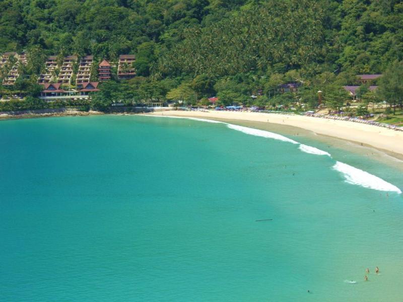 Stunning Nai Harn Beach for Swimming and Sunbathing