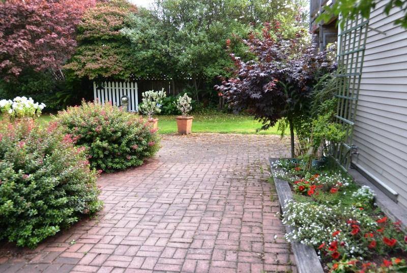 Vue sur la forêt Studio Restez l'extérieur de location de vacances de Arcata Stay