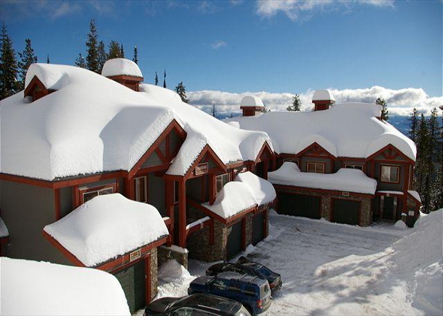 Snowbanks Townhomes, Big White, BC
