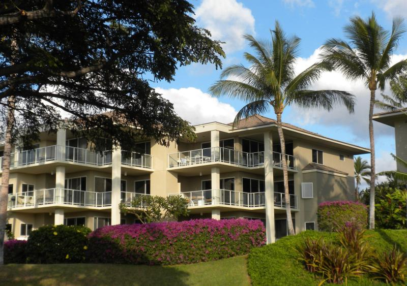 Exterior view of our condo - 2nd floor on the right