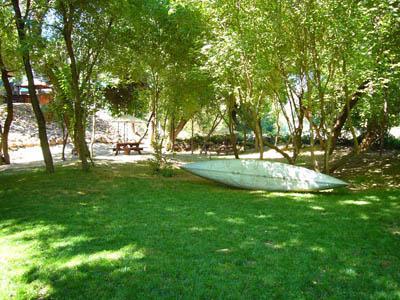Enchanted Forest Estate, Property, Canoe