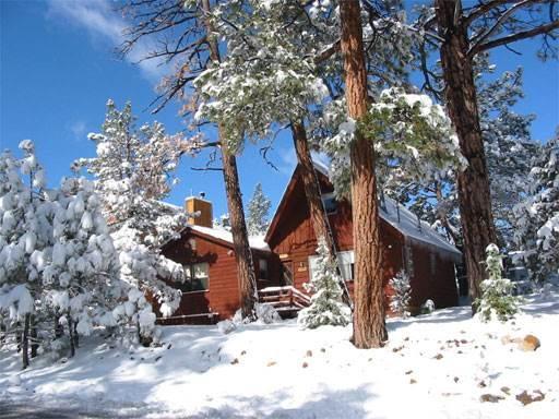 Big Bear Cabin 4U, alquiler de vacaciones en Moonridge