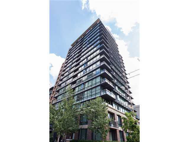 Building Exterior - Modern Highrise