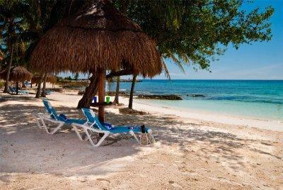 1 Bedroom Condo at Chac Hal Al  A103 Ocean Views 'Casa Nohoch', Ferienwohnung in Puerto Aventuras