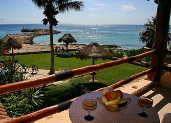 Ocean & beach views Casa Linda Vista Chac A104, location de vacances à Xpu-Ha