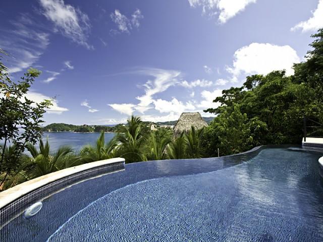 Infinity Ocean View Pool