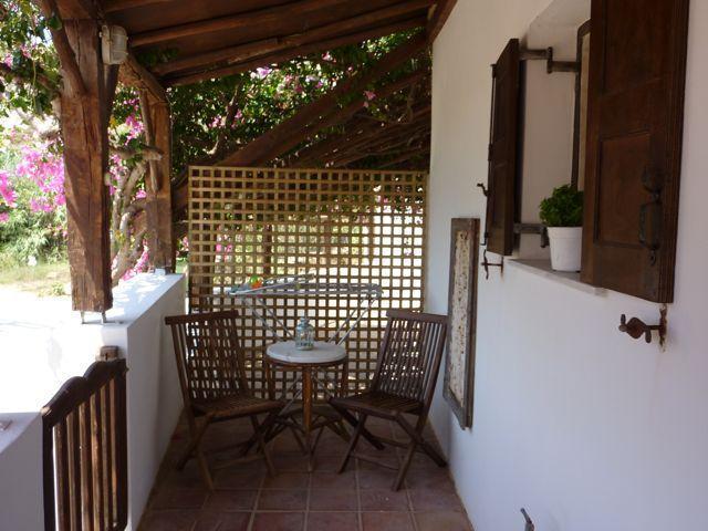 Zimmer-Terrasse