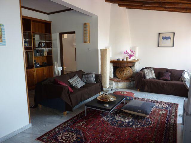 Villa Abella-Wohnzimmer