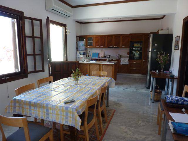 Villa Abela Esszimmer