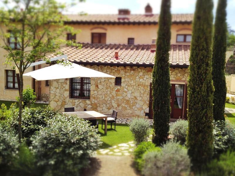 La Casetta del Borgo - Private Garden