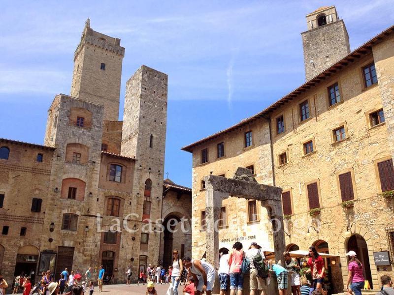 La Casetta del Borgo - San Gimignano