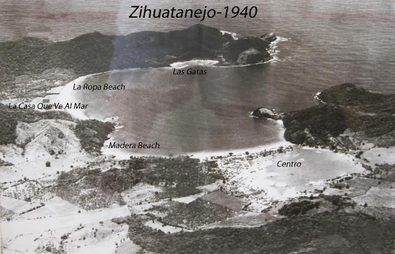 Zihuatanejo 1942