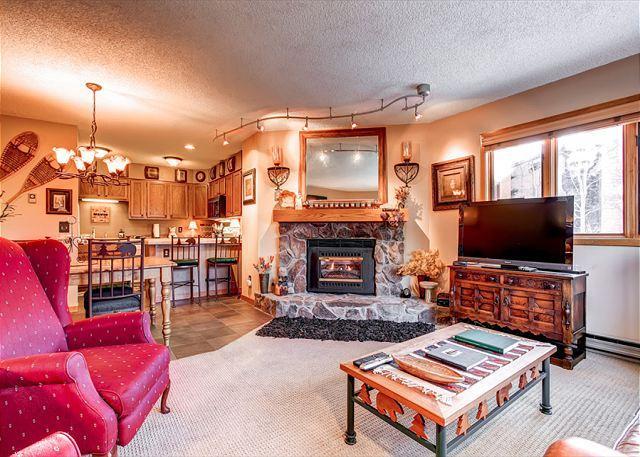 Woods Manor Living Room Breckenridge Lodging Alquileres de Vacaciones