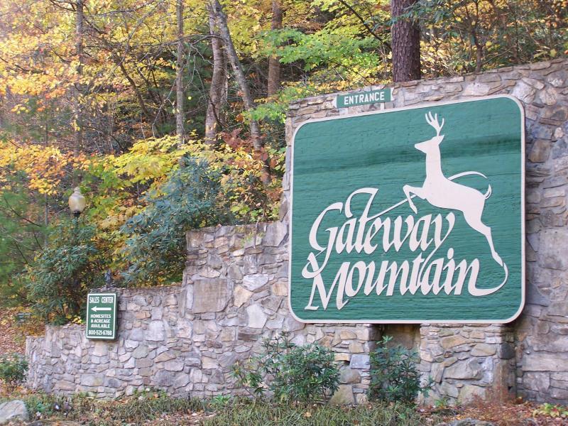 Entrata al Gateway montagna