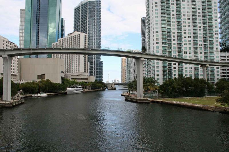 Downtown Miami- Miami River