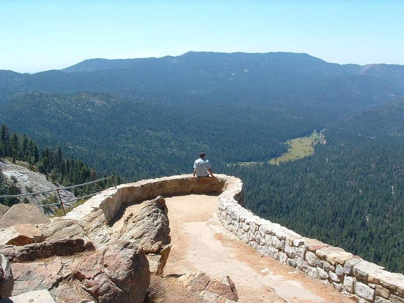 Wawona Point - 6-mile hike from home
