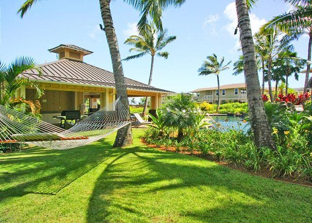 Nihilani 22C: Spacious Condo on Beautiful Kauai's North Shore, with A/C!, vacation rental in Princeville