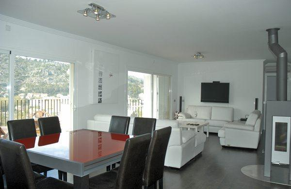 Bellavista Penthouse, holiday rental in Soller