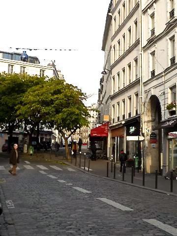Die Äbtissinnen-Bereich auf dem Montmartre Mid hill
