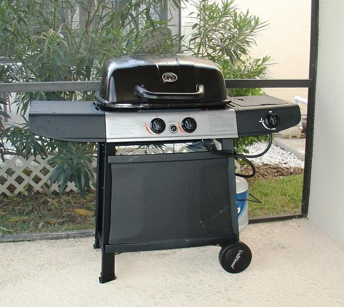 BBQ Grill - Included - Save $60/week