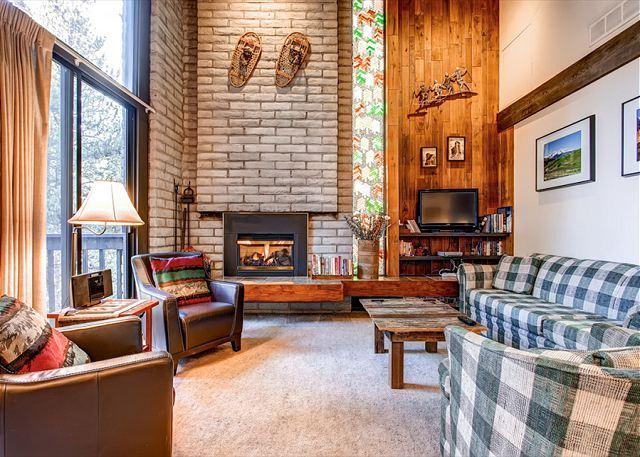 Tamarisk Living Room Breckenridge Lodging Vacation Rentals