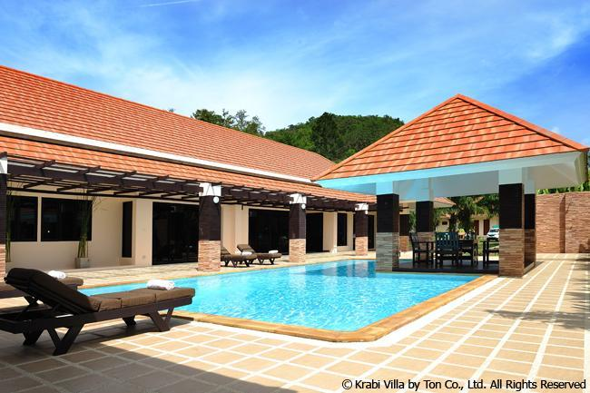 Baan Santi, Luxury pool Villa in Ao Nang beach, holiday rental in Ao Nang