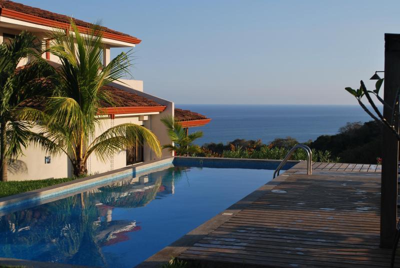 Pool at Casa Frangipani