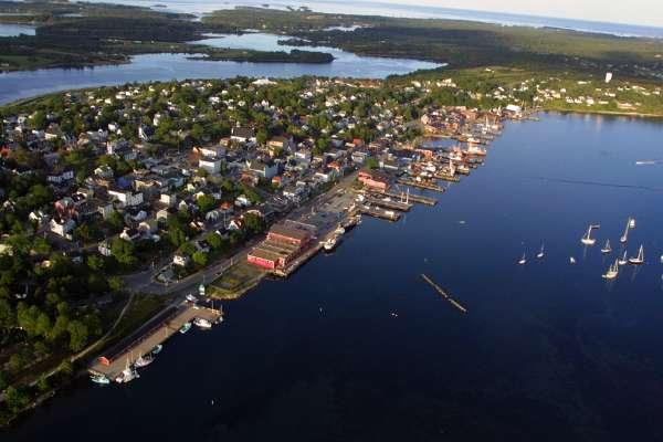 The Town of Lunenburg