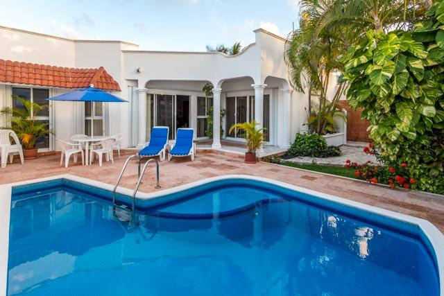 Cozumel, Location, Location, Location, private, internet, pool, US calling., vacation rental in Cozumel