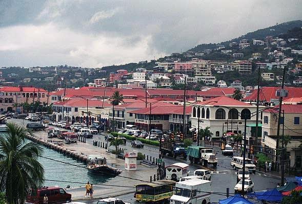 St Thomas Waterfront