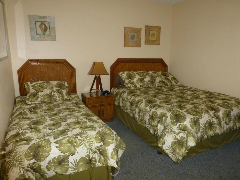 2nd Bedroom-Twin and Queen