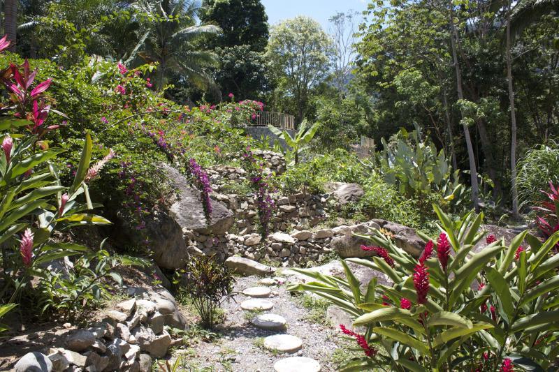 Beautiful paths throughout