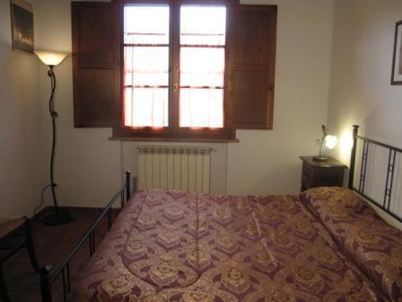 Spiga's bedroom