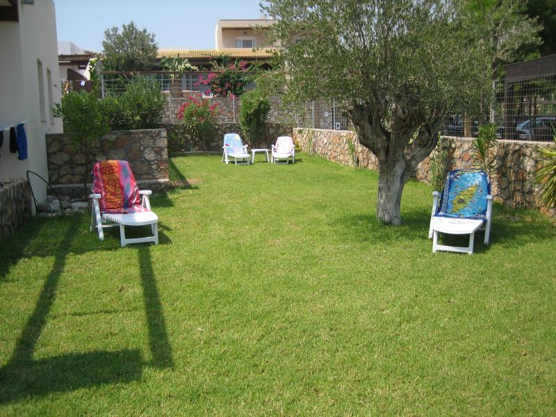 Landscaped Gardens with Olive and Lemon Trees