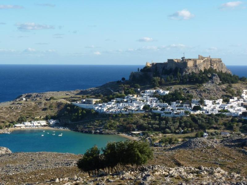 Acropolis, Main Beach and Pallas Beach