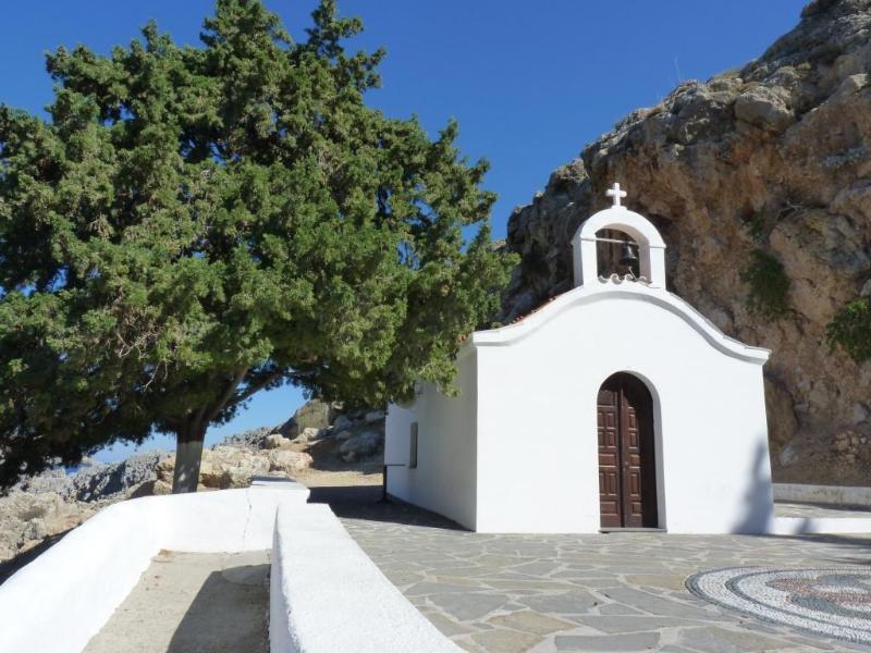 Chapel - St Paul's Bay - Lindos