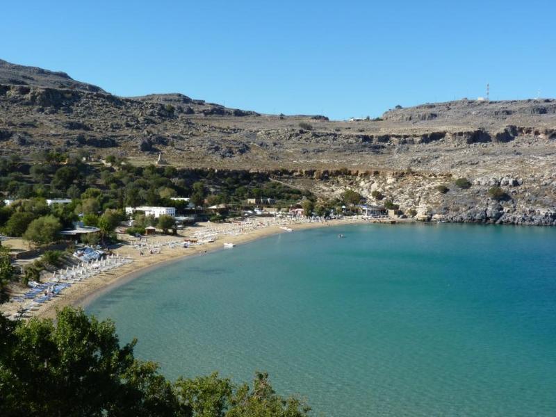 Main Beach - Lindos