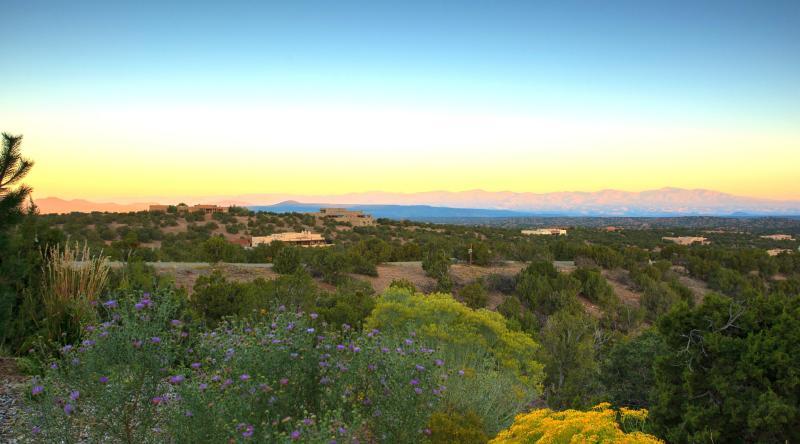 De par en par vistas - montañas Jemez
