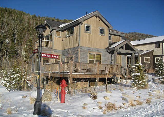 Casa privada Rachel Lane en Vista Point Breckenridge Casa de lujo