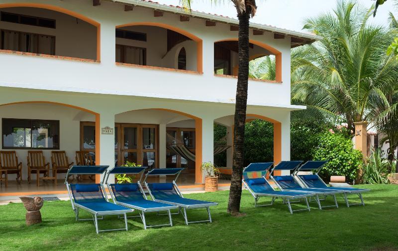 Fabulous Oceanfront Vacation, Villa Olivia, Costa Rica