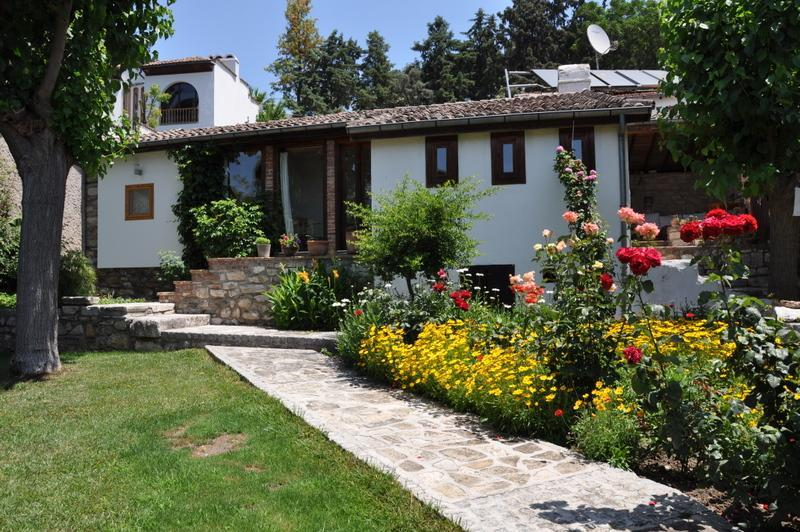 Garden House in Spring