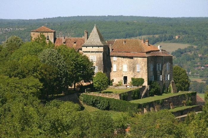 Chateau Figeac Chateau Figeac, Southern France Chateau rental, holiday chateau i, vacation rental in Creuse