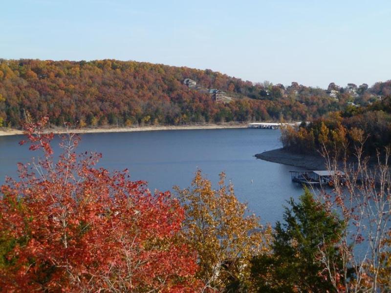 vista dal balcone (autunno)
