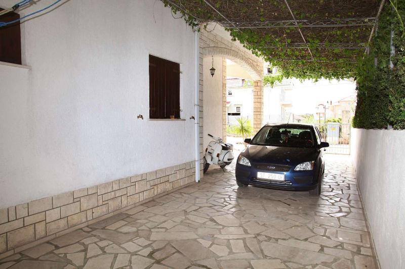 Parking place