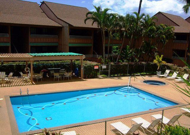 Kihei Bay Vista pool