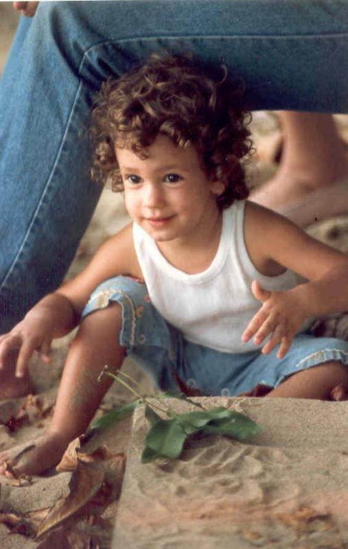 Casa Serena - My Daughter Tamar