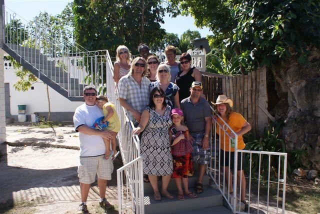 Thunder bay Canada group - came as guests left as friends!