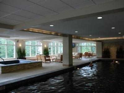 Pool area renovated in spring 2013