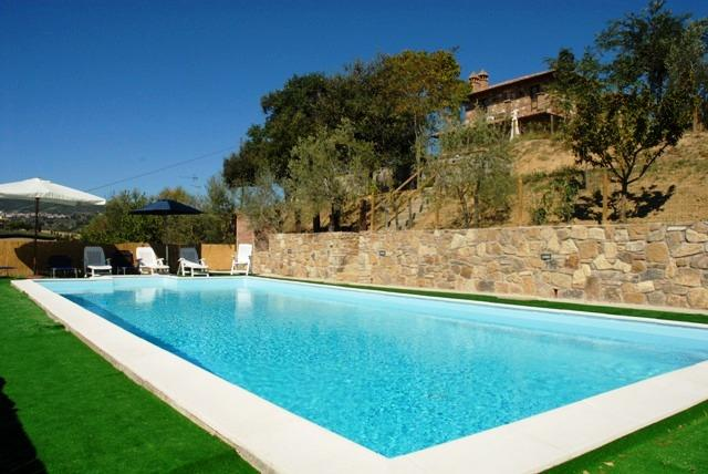 Farmhouse in Southern Tuscany with Pool - Podere Chianciano, holiday rental in Chianciano Terme
