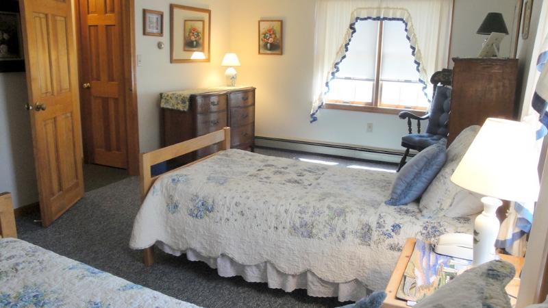 Second Floor ~ Twin Bedroom